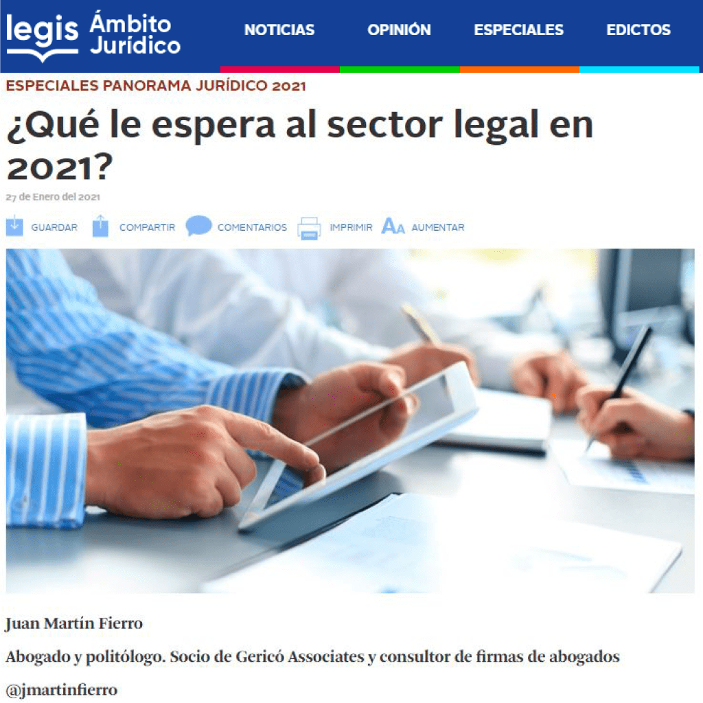 legal sector